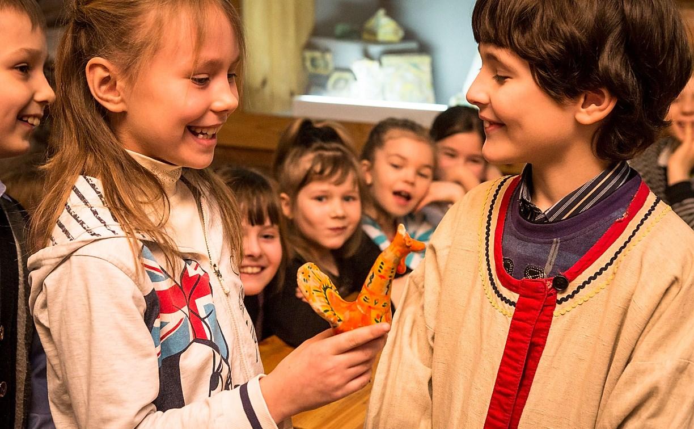 Музей «Тульские древности» приглашает школьников на интерактивные занятия