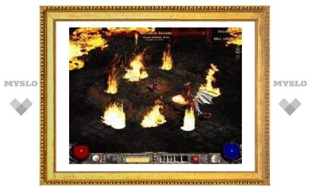 """Legendary Pictures экранизирует """"Diablo"""""""