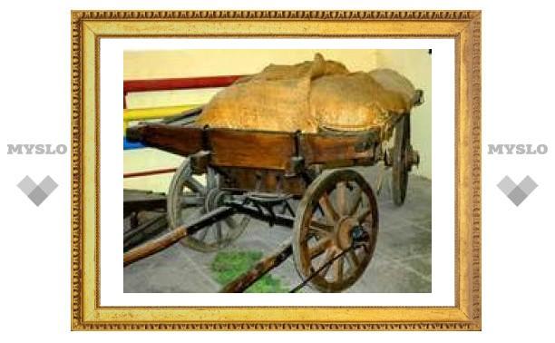 30 октября: колесо с осью расстается
