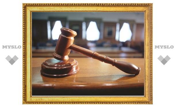Под Тулой судят судебного пристава
