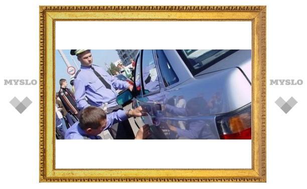 """Под Тулой """"ГАЗель"""" протаранила грузовик"""