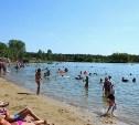 Купальный сезон в Тульской области официально закрыт