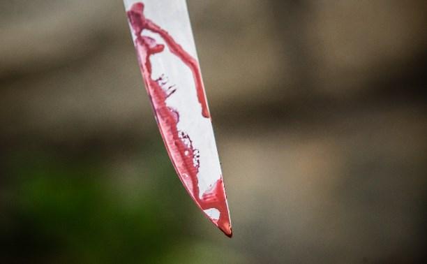 В Богородицком районе женщина зарезала своего сожителя