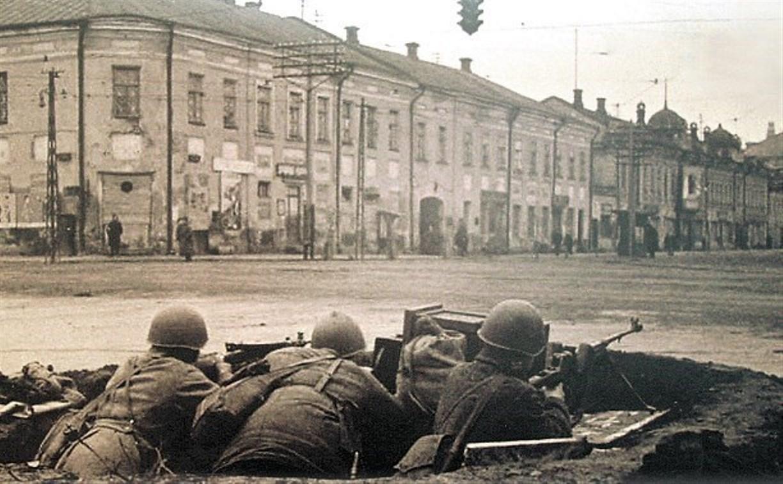Тула отмечает 75-летие обороны города в годы Великой Отечественной войны