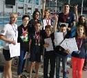 Туляки выиграли чемпионат и первенство Москвы по подводному спорту