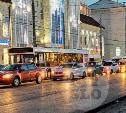 На каких улицах Тулы затруднено движение: оперативная информация