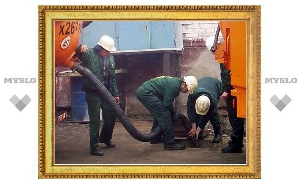 Узловская администрация обеспечила водой поселки-должники
