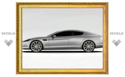 Марка Aston Martin официально представила модель Rapide