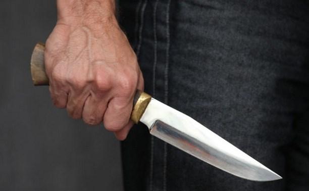 В Дубенском районе 75-летний старик зарезал супругу