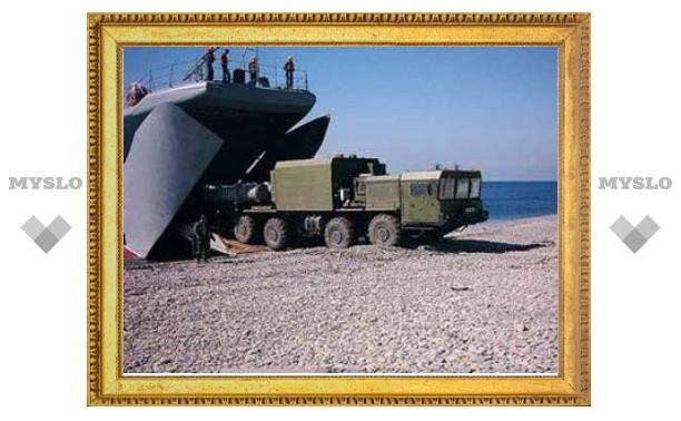 В Дагестане развернут противокорабельный дивизион