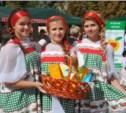В Белёве прошел фестиваль «Яблочное чудо»
