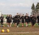 Тульский «Арсенал» проведет зимние сборы в Турции