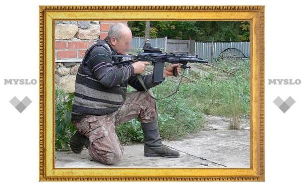 В Веневе расстреляли трех жителей Новомосковска