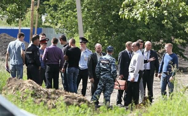 На улице Бондаренко в результате взрыва погиб человек