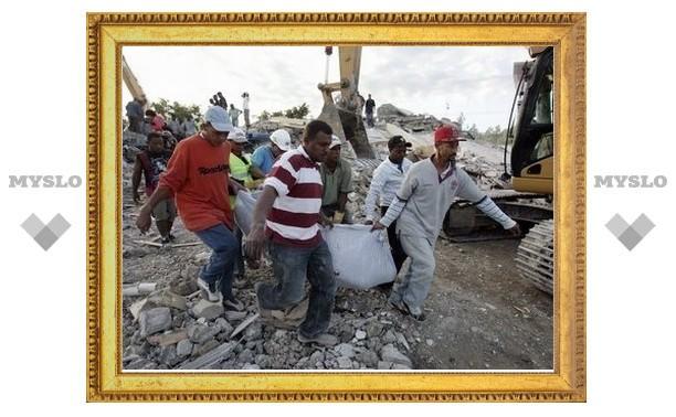 Власти Гаити заявили о гибели 170 тысяч человек в результате землетрясения