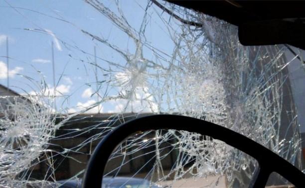 В Донском двое пьяных вандалов разбили четыре припаркованных автомобиля