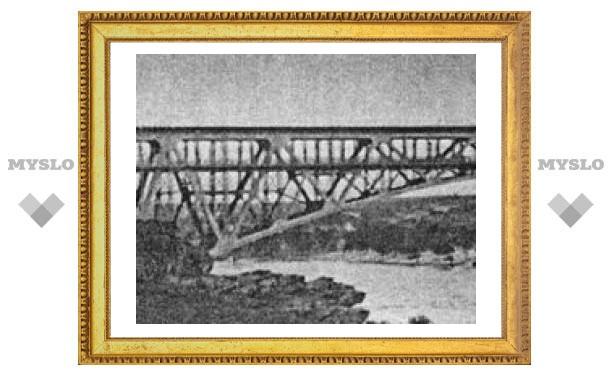 Под Тулой построили новый мост