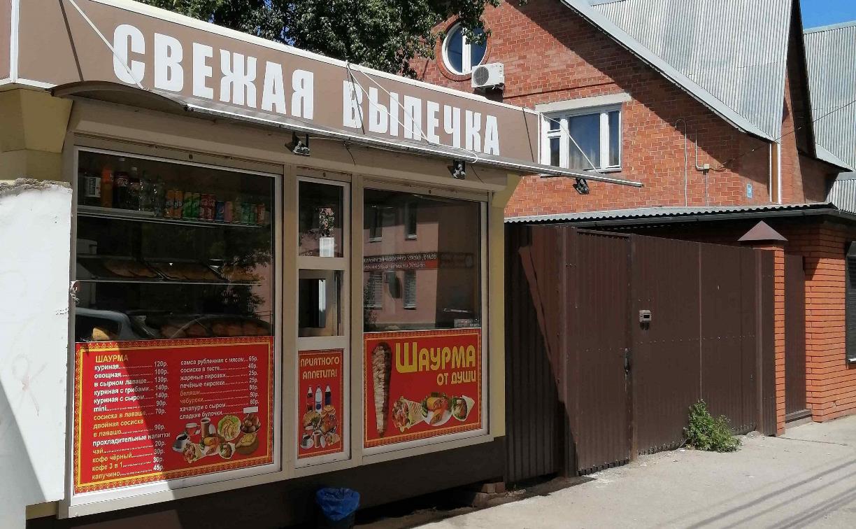 Туляки жалуются на «коронавирусную» шаурму на ул. Болдина