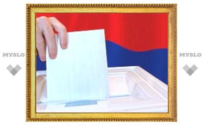 Почти миллион жителей Тульской области выбрали депутатов Госдумы