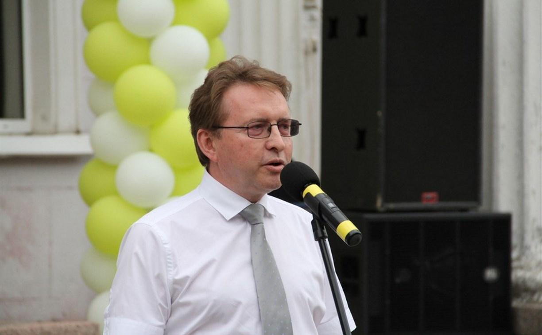 Главой Новомосковска избран Анатолий Пророков