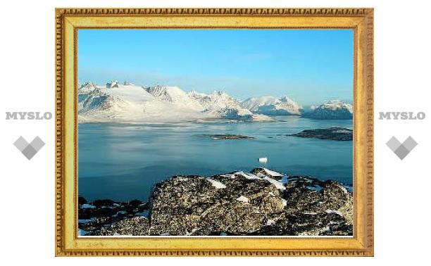 Скорость таяния льдов Гренландии превзошла все прогнозы
