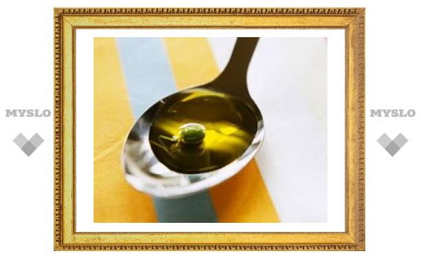 Оливковое масло поможет бороться с раком груди