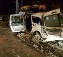 В Туле внедорожник протаранил такси: пассажир погиб