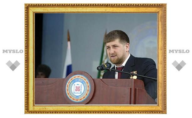 """Кадыров обвинил """"недругов России"""" в информационном терроре"""