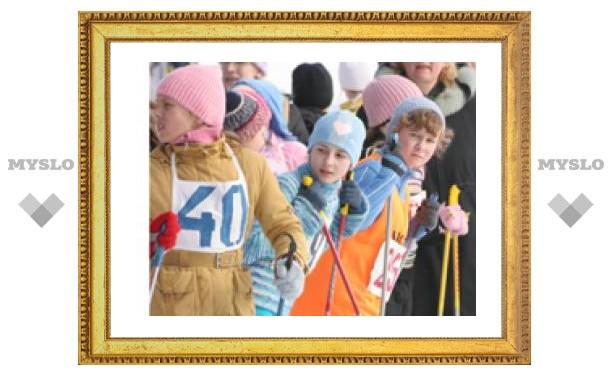 Кто первый на лыжне в Пролетарском районе? (ФОТО)