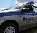 В Щекино сотрудники Росгвардии задержали пьяного водителя