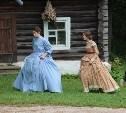Съемки в Тульской области: Двойник Толстого, секреты семейного счастья и магия Ясной Поляны