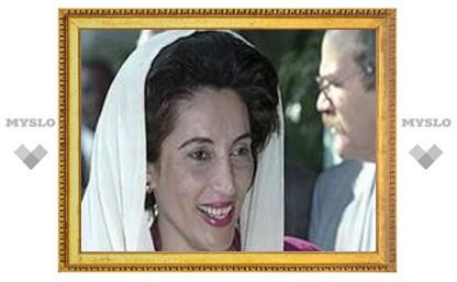 Британские следователи будут расследовать убийство Бхутто