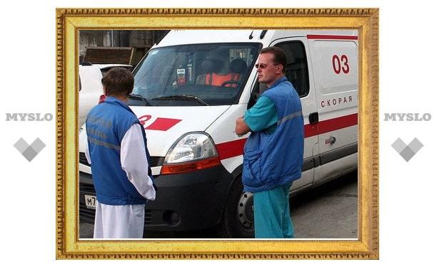 В Щекине пенсионер едва не зарезал супругу