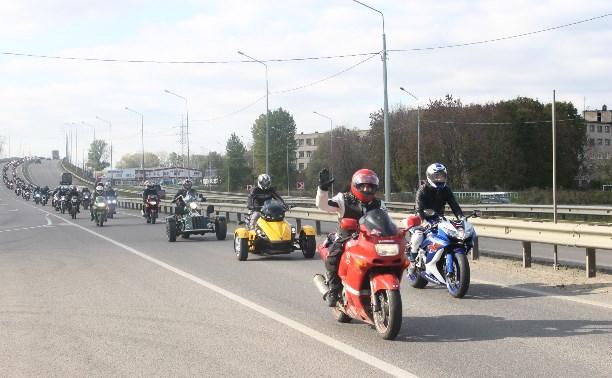 В Госдуме задумались о запрете езды на мотоциклах зимой