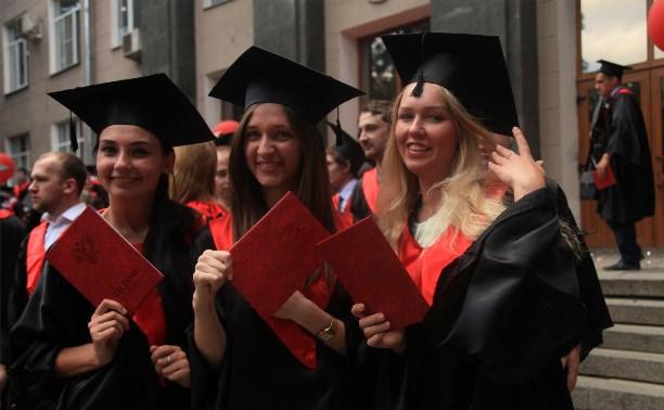 Магистры ТулГУ получили дипломы