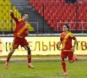 Нападающий «Арсенала» вошел в тройку лучших игроков ФНЛ в марте