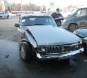 Утром в Заречье столкнулись пять автомобилей