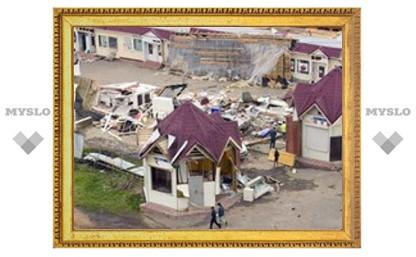 Ураган в Подмосковье нанес ущерб на 350 миллионов рублей