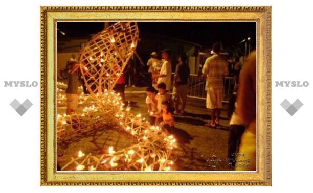 Последователи индуизма отмечают праздник Огней - Дивали