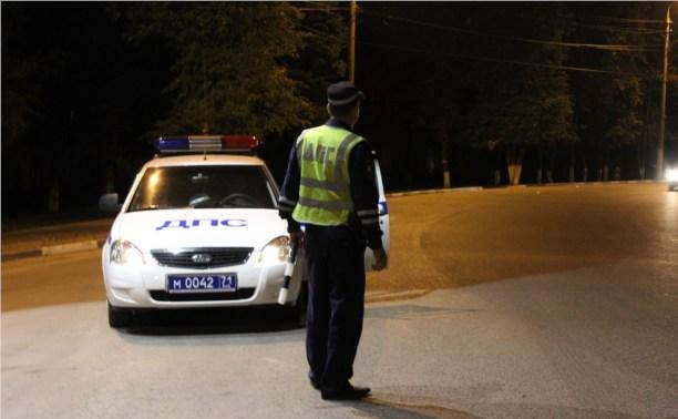 Ночью на дорогах Тулы будут дежурить десятки экипажей ДПС