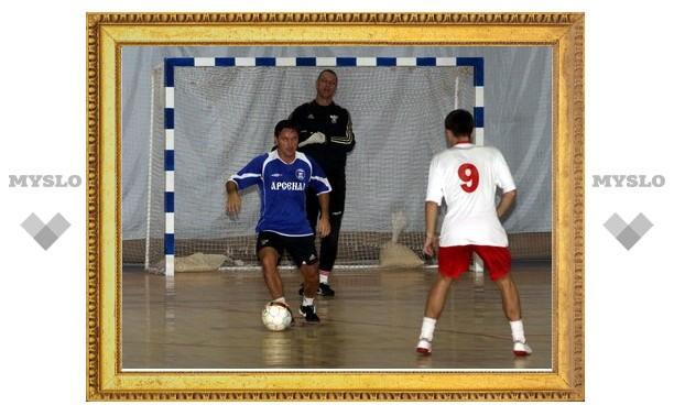 Обновленный «Арсенал» провел первую тренировку