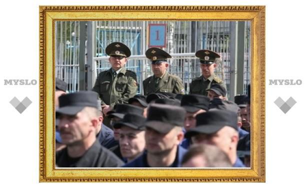 В Донском за избиение надзирателя заключенному колонии продлят срок