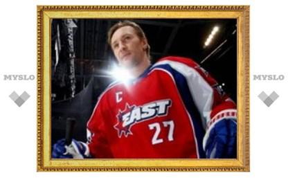 Алексей Ковалев забросил 25-ю шайбу в чемпионате НХЛ