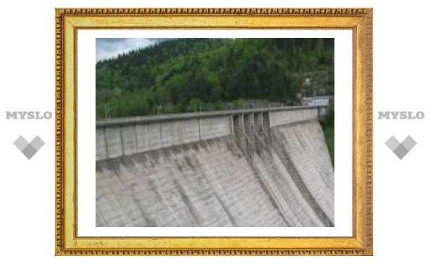 В Тульской области отремонтировали плотину