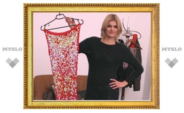 В Туле Ирине Круг подарили платье за 1000 долларов