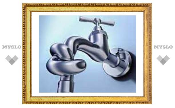 Внимание! Завтра на Зеленстрое отключат воду!