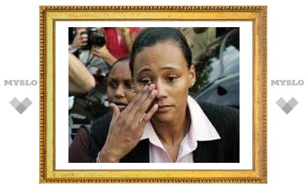 Олиспийская чемпионка Мэрион Джонс сядет в тюрьму