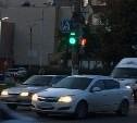Работа светофоров на Зеленстрое восстановлена