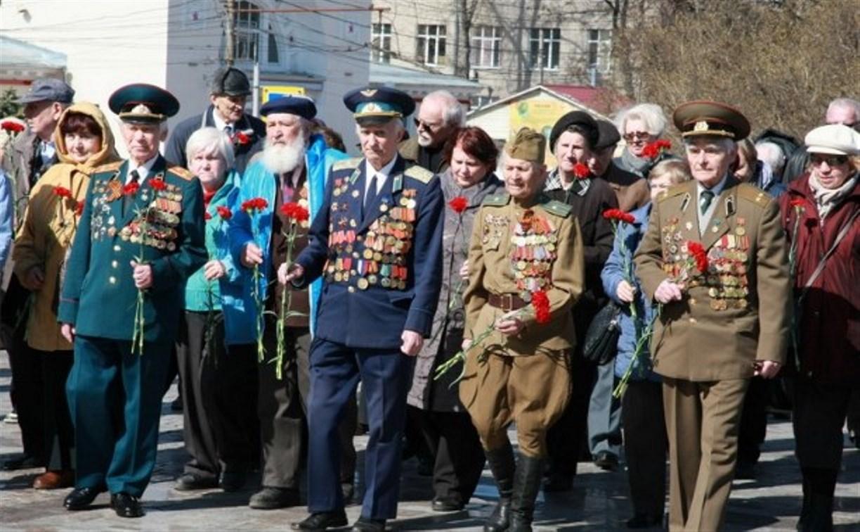 В Туле побывали ветераны войны из Москвы