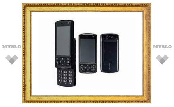 Toshiba выпустила смартфон T911